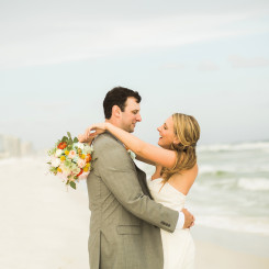 Emily & Jeff | Destin Florida Wedding