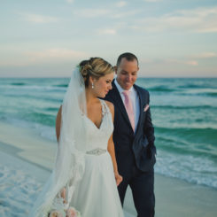 Becky & Phil | Destin Florida Wedding